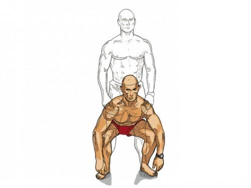 CHEK Breathing Squat