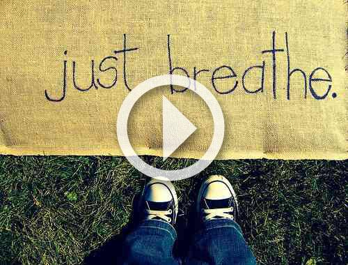 Healthy breathing with Ashley Mazurek