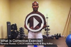 Terrence Thomas - 4 Simple Corrective Exercises for Improved Posture