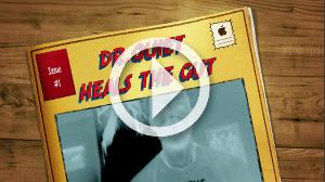 Dr Quiet Heals Gut Video