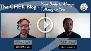 Your Body Is Always Talking to You