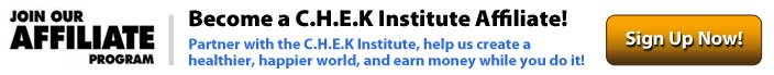 Become a CHECK Institute Affiliate