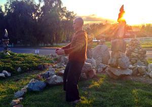 Tai Chi Sunset Blog