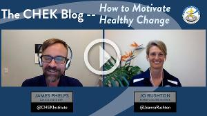 How to Motivate Healthy Change - An Interview with Jo Rushton
