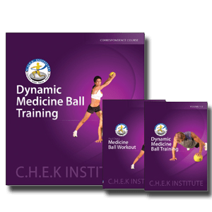 Dynamic Medicine Ball Training