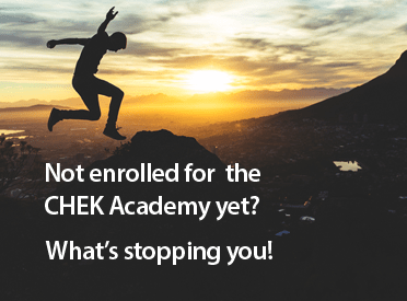 CHEK Academy Benefits