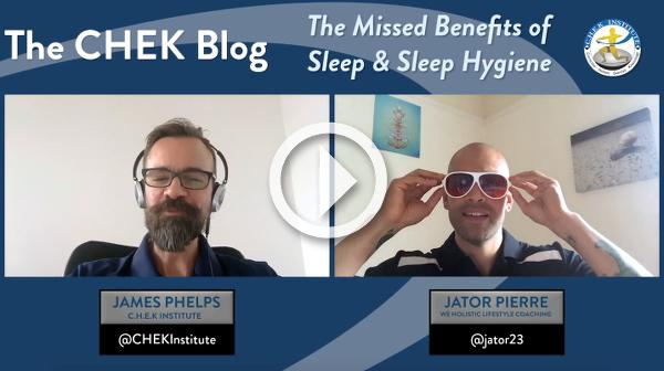 The Missed Benefits of Sleep & Sleep Hygiene