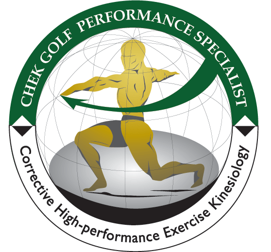 CHEK Golf Performance Specialist