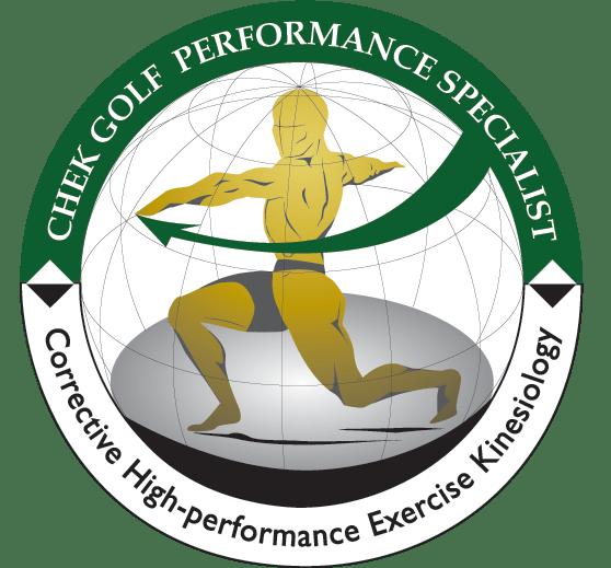 CHEK Golf Performance Specialist