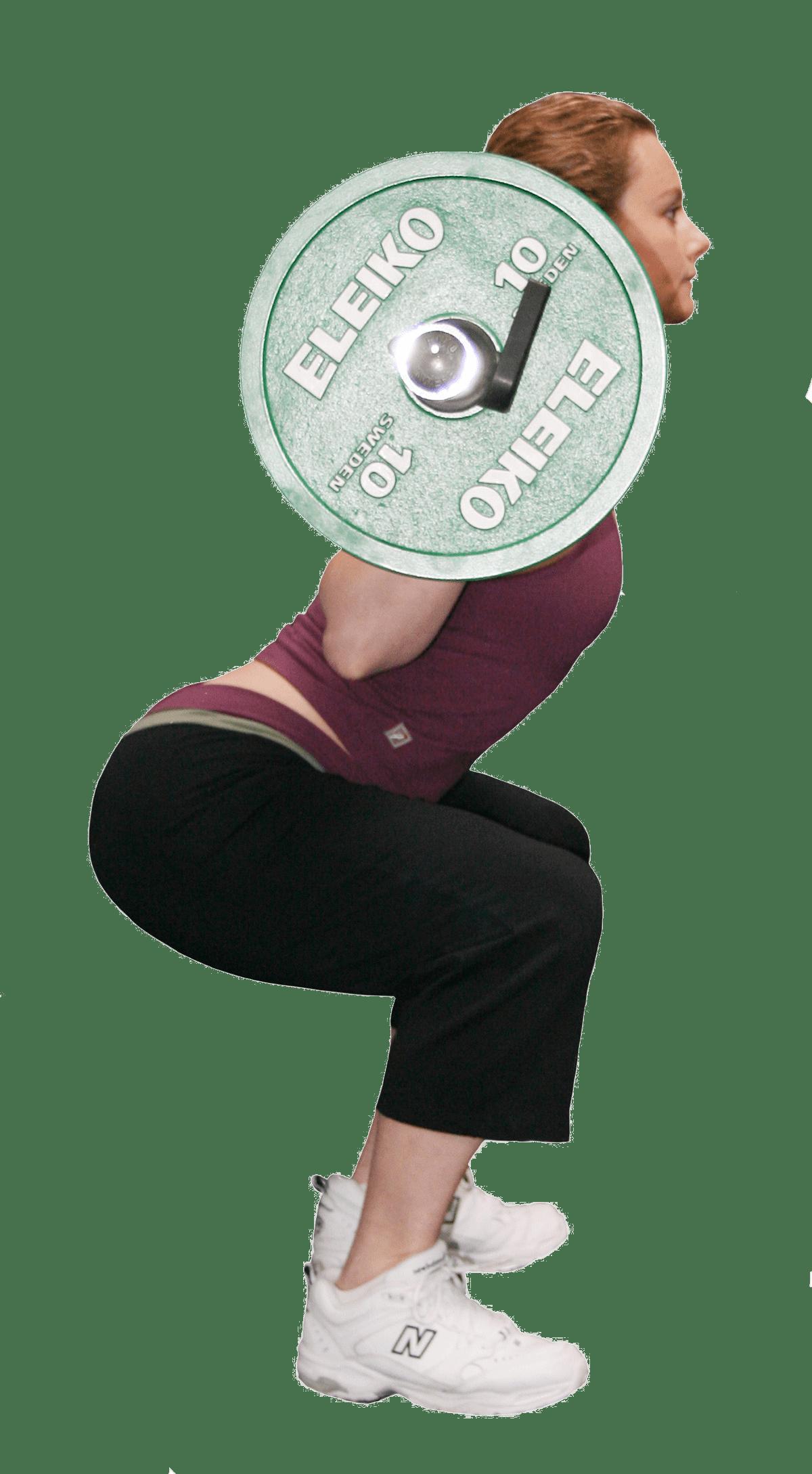 CHEK Squat Assessment Checklist