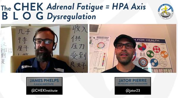 Adrenal Fatigue = HPA Axis Dysregulation