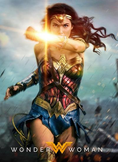 Wonder Woman Holds the Key to Beating Stress