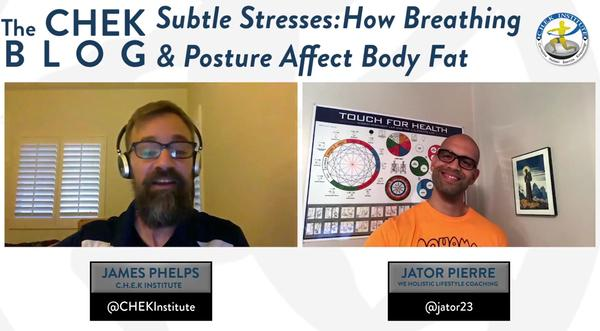 How Breathing & Posture Affect Body Fat