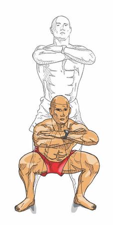 The Breathing Squat