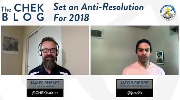 Set An Anti-Resolution For 2018