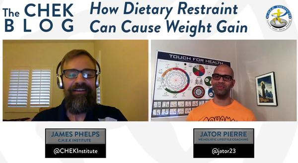 How Dietary Restraint Can Cause Weight Gain