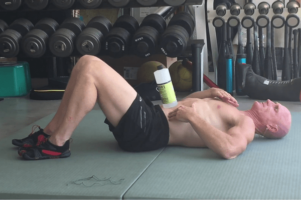 Correcting An Inverted Breathing Pattern