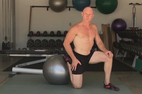 Stretching The Flexor Chain