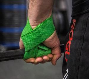 Wrist Straps and Weight Lifting Concerns