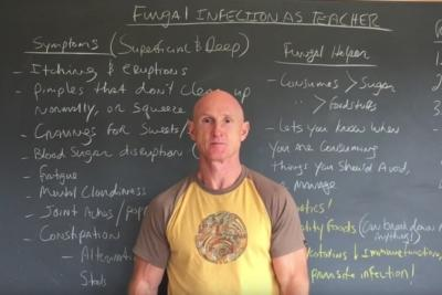 The Fungal Infection as a Teacher