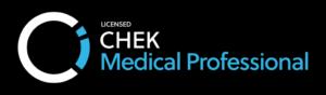 CHEK Individual Medical Professional License