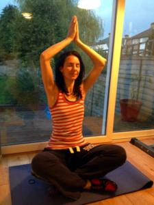 Aid recovery and build energy using this Power Breathing Exercise.