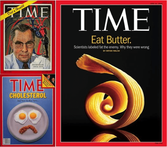 TIME Magazine's Butter Issues