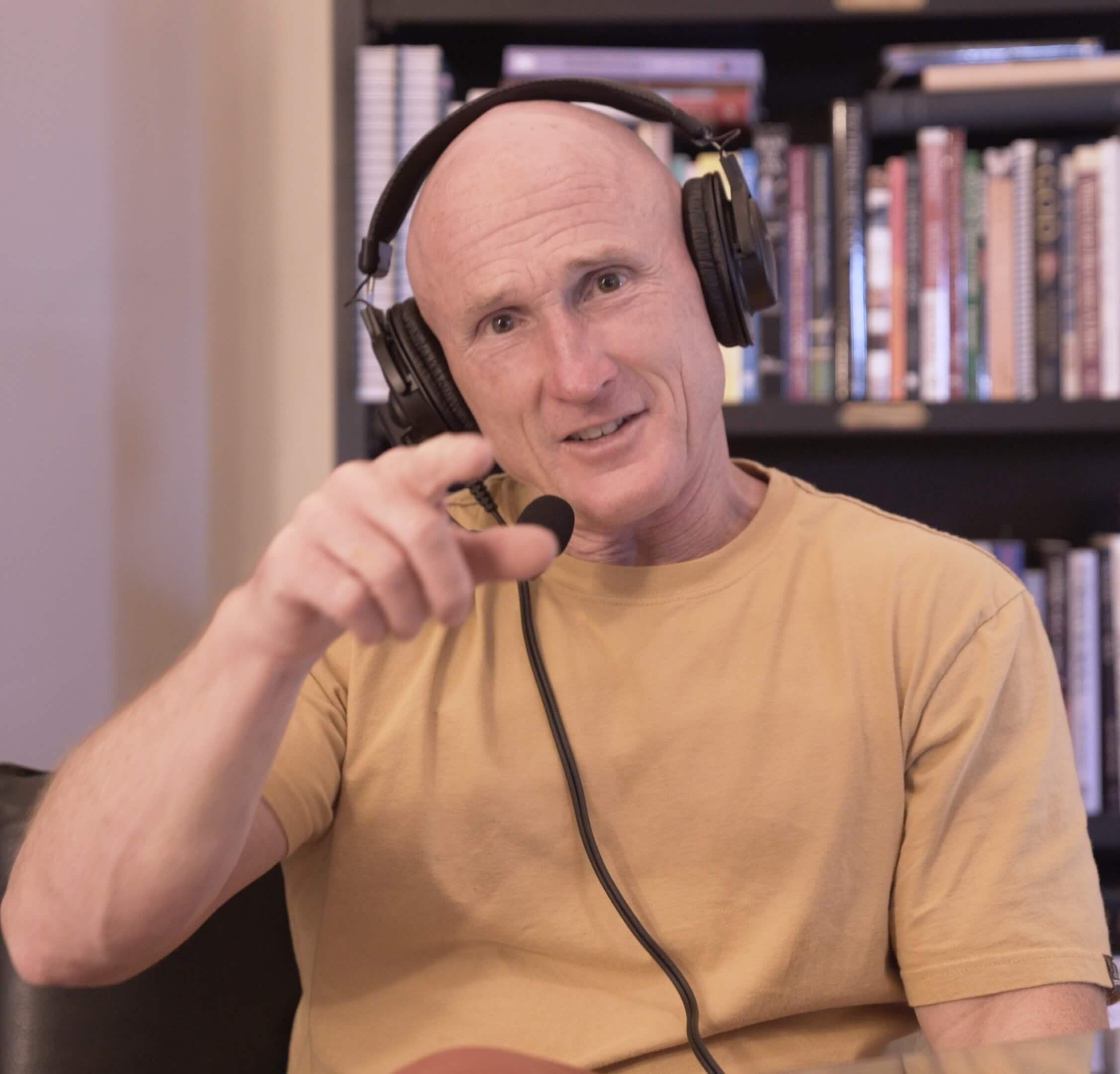 Paul Chek Headphones