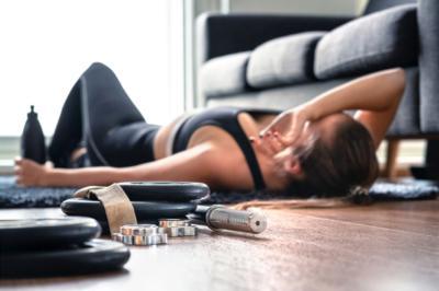 Adjusting Workouts For Stress
