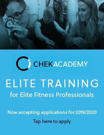 Apply to the CHEK Academy