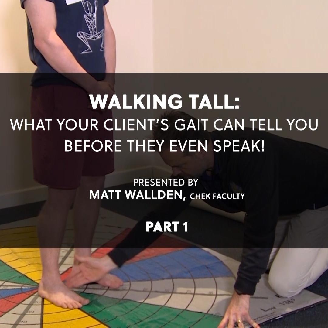 Walking Tall Course