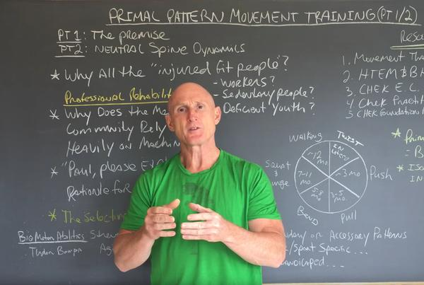 The Origins of Primal Pattern® Movement Training Part 1