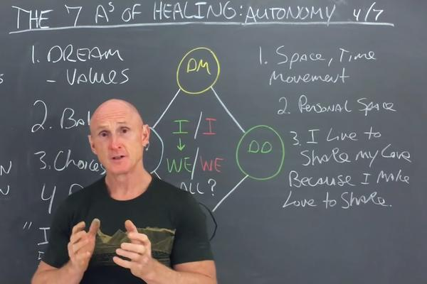 Autonomy: The Seven A's of Healing Part 4