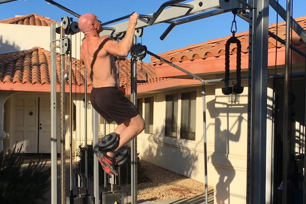 Training For Single-Arm Chin-ups