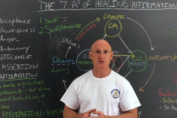 Affirmation: The Seven A's of Healing Part 7