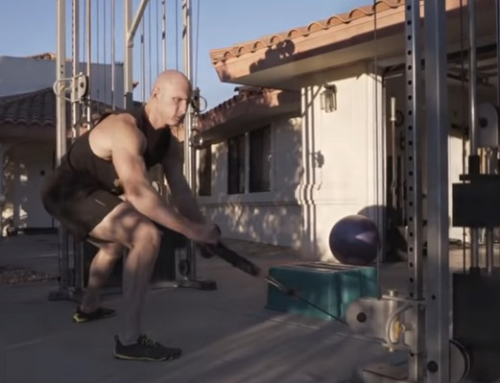 A Workout With Paul