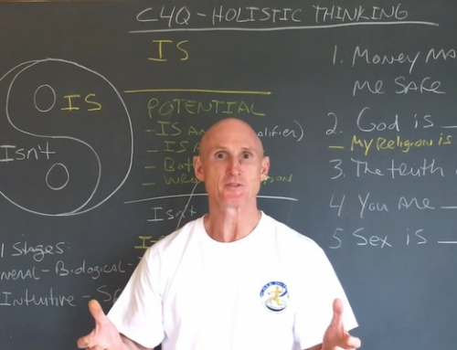 Wrapping Your Head Around Holistic Thinking