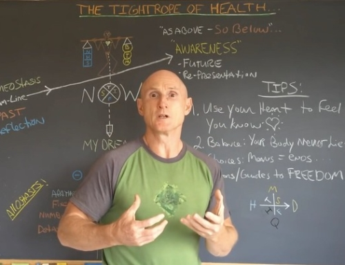 The Health Tightrope