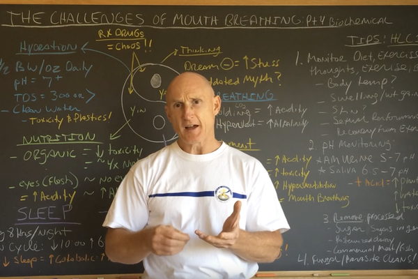 Mouth Breathing Challenges Part 4: Biochemical Imbalances